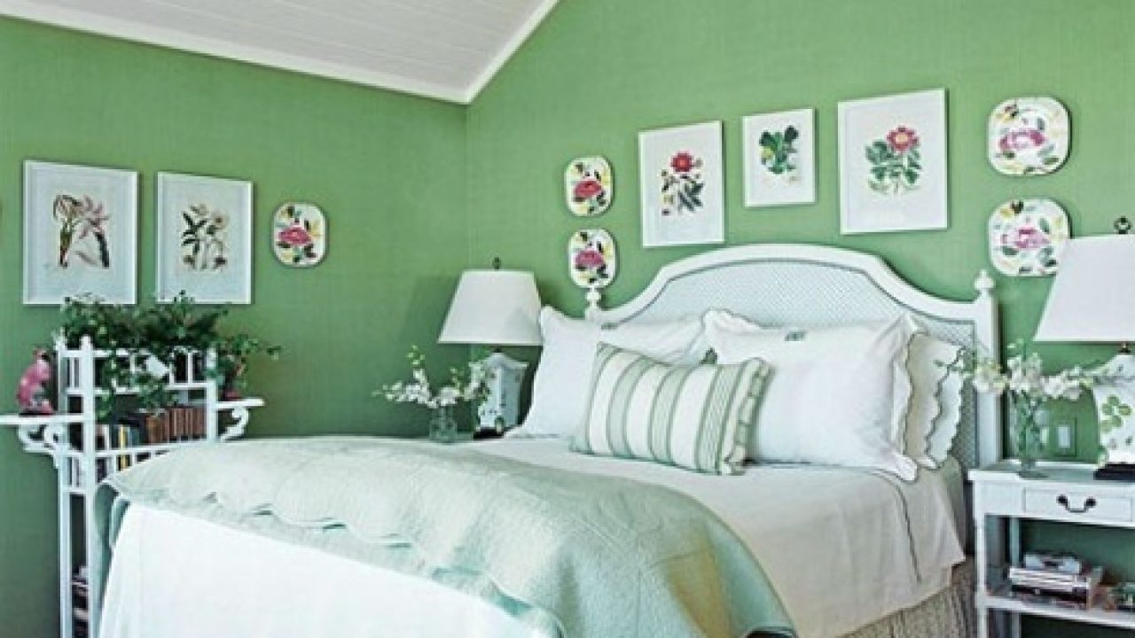 . 43 Spring Inspired Fresh And Colorful Bedroom Designs