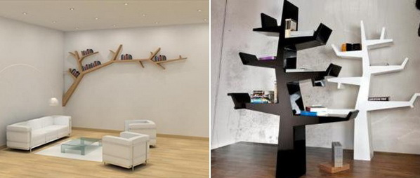 Ultra Modern Home Library Design Ideas - ArchitectureArtDesigns.