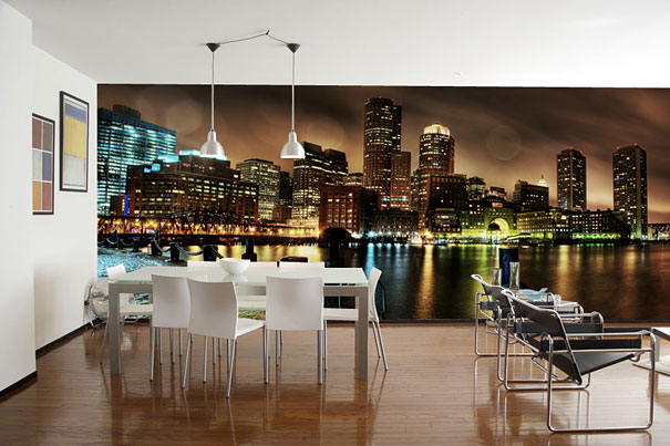 25 Amazing Wall Murals To Refresh Your Room And Make It Comes Alive