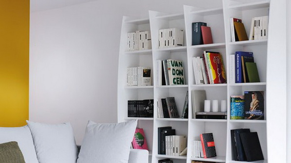 Ultra Modern Home Library Design Ideas