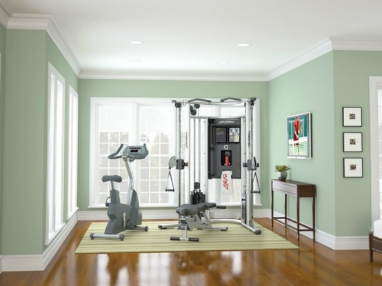 58 Awesome Ideas For Your Home Gym.