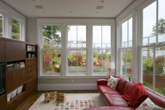 53 stunning ideas of bright sunrooms designs