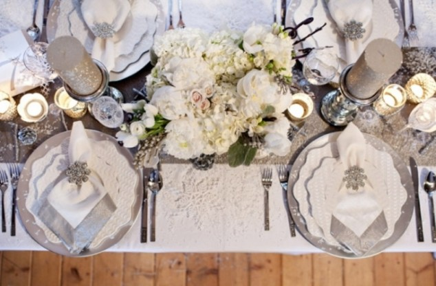 27 Luxury Arrangements For Your Wedding Table Decoration