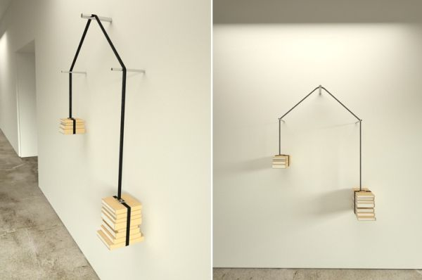 24 Bookshelves Design That Will Impress You