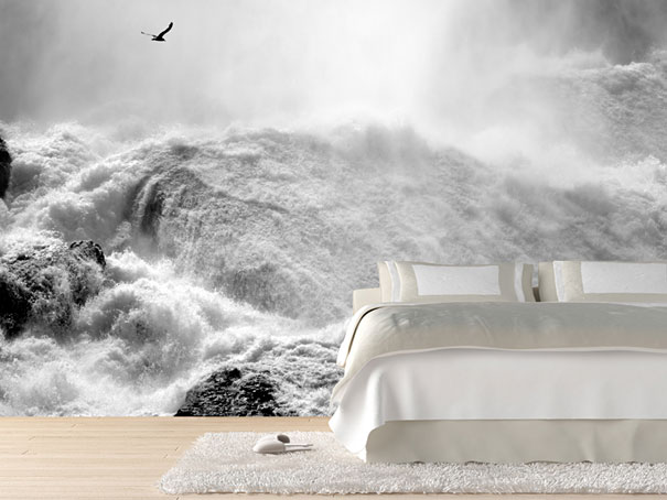25 amazing wall murals to refresh your room and make it for Amazing wall mural