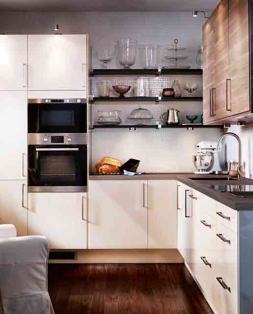 Contemporary L Shaped Kitchen Designs: 30 Amazing Design Ideas For Small Kitchens
