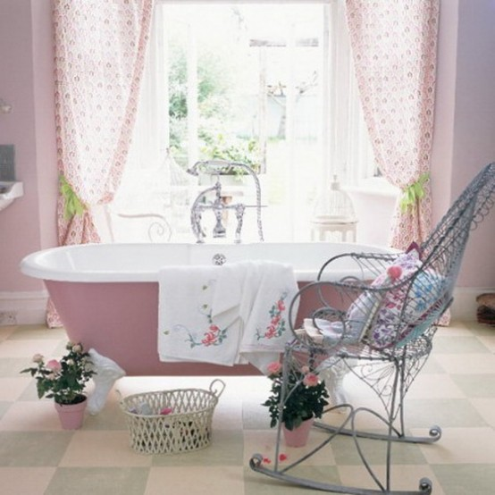 32 Marvelous Feminine Bathrooms. Girls, Youre Gonna Love It?