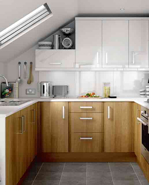 Ideas For Small Spaces Kitchen Cabinets: 30 Amazing Design Ideas For Small Kitchens