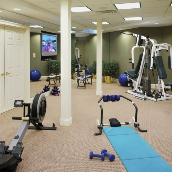 58 Awesome Ideas For Your Home Gym . It's Time For Workout