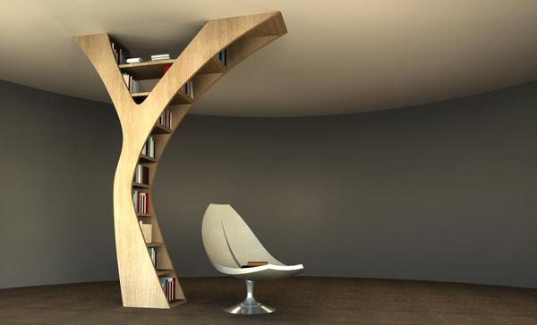 bookshelves design that will impress you