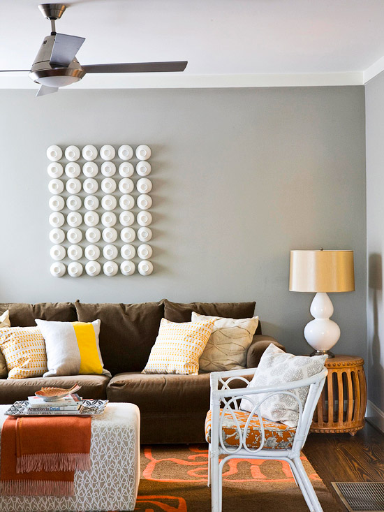 36 Creative Solutions For Blank Walls In Every Room