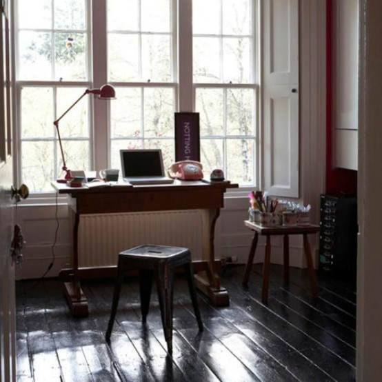 Masculine Home Office Design Ideas
