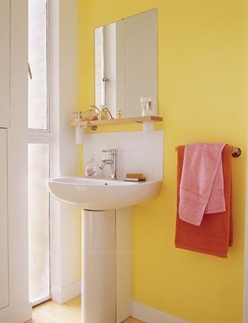 Trendy Bathroom Floor Tiles