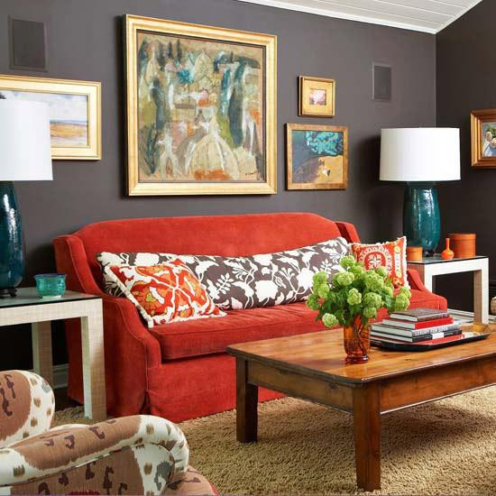 52 Stunning Design Ideas For A Family Living Room