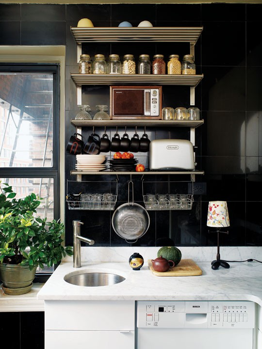 30 Amazing Design Ideas For Small Kitchens