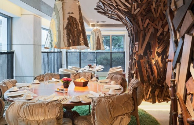 Unique Decor Of NEW Hotel By The Campana Brothers