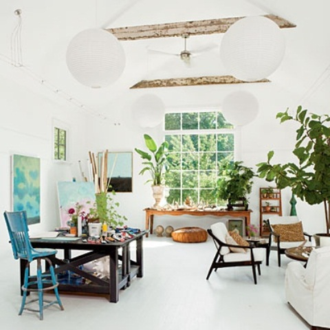 40 Artistic Home Studio Designs. Here To Inspire You.