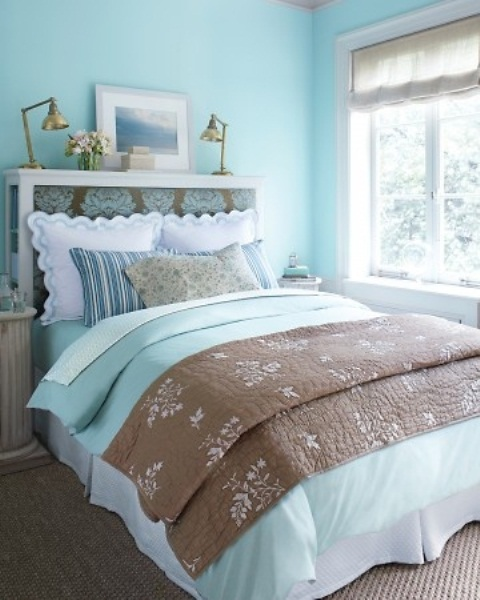 43 Spring-Inspired Fresh And Colorful Bedroom Designs