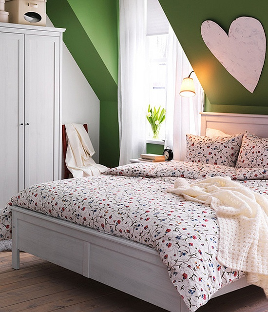 43 spring inspired fresh and colorful bedroom designs - Colorful Bedroom