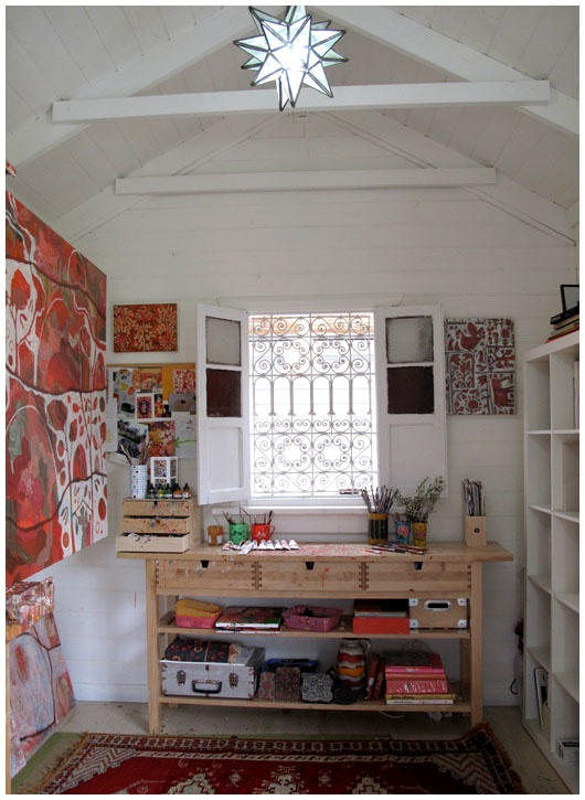Apartment Decorating Ideas No Matter What Kind Of: 40 Artistic Home Studio Designs. Here To Inspire You