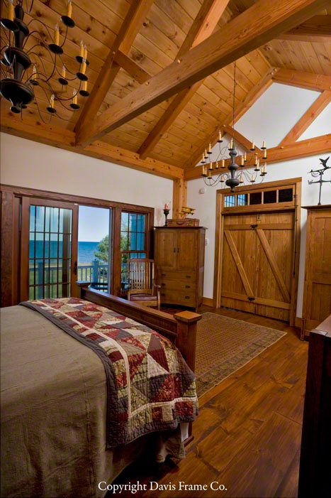 36 Rustic Barns Bedroom Design Ideas
