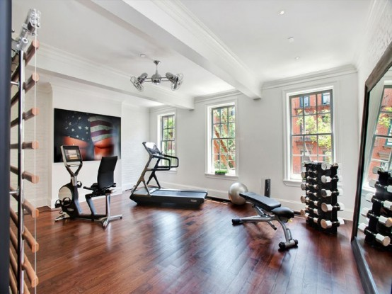 Merveilleux Its Time For Workout 58 Awesome Ideas For Your Home Gym.