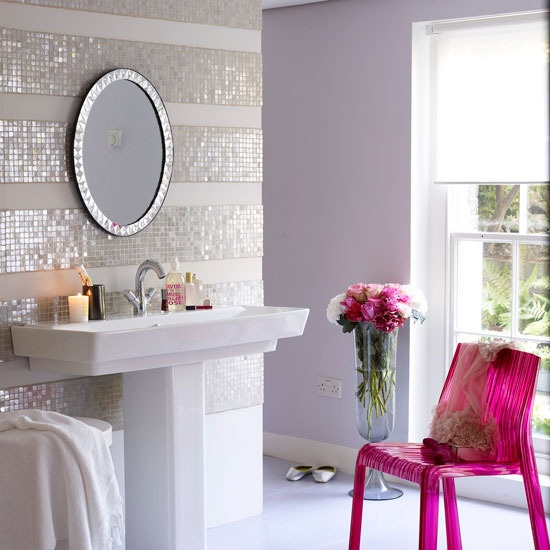 Prime 32 Marvelous Feminine Bathrooms Girls Youre Gonna Love It Largest Home Design Picture Inspirations Pitcheantrous