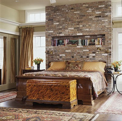 60 Elegant Modern And Cly Interiors With Brick Walls Exposed