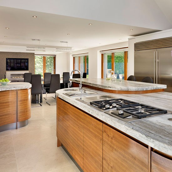 designer kitchen diners 10 of the best working family kitchen ideas 193