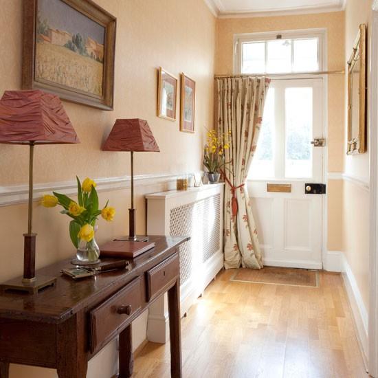 15 Ways To Decorate A Hallway: 10 Amazing Ideas For Decoration Of Small Hallways