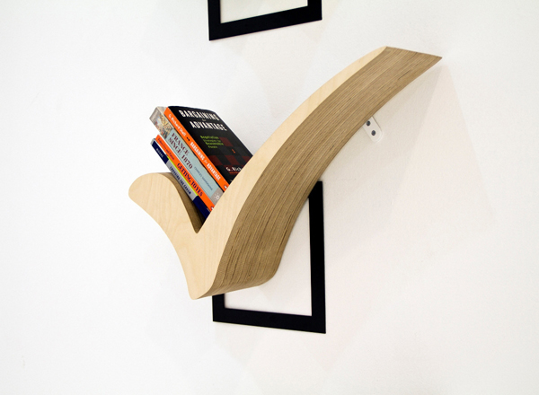 24 Bookshelves Design That Will Impress You