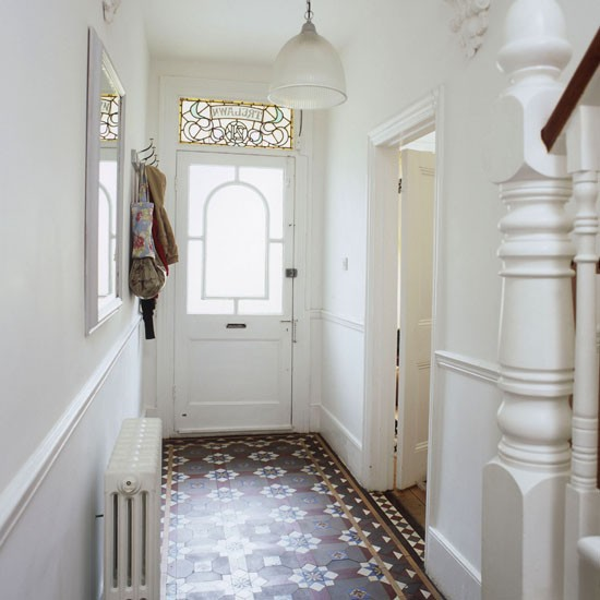 Small Hallway Paint Ideas: 10 Amazing Ideas For Decoration Of Small Hallways