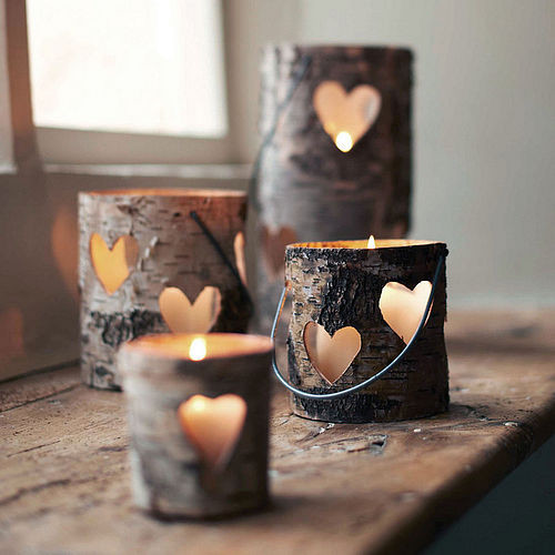 22 Marvelous DIY Ideas For Candle Holders - ArchitectureArtDesigns.