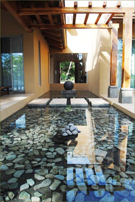 stunning outdoor garden pond ideas   30 Beautiful Backyard Ponds And Water Garden Ideas