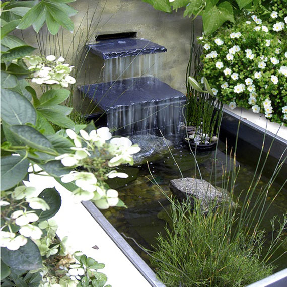garden ponds design ideas