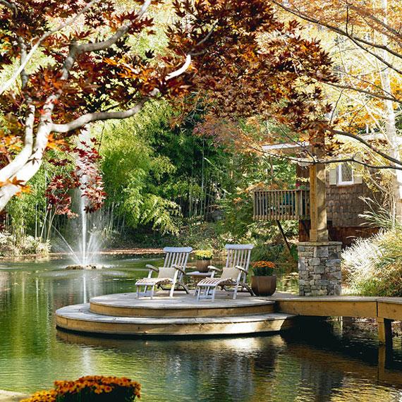 30 Best Side Yard Garden Design Ideas For Your Beautiful: 30 Beautiful Backyard Ponds And Water Garden Ideas