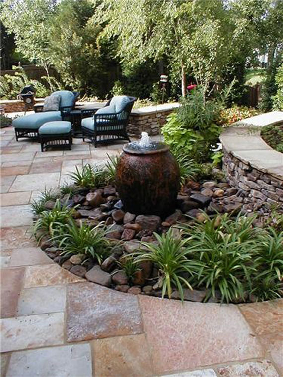 30 Beautiful Backyard Ponds And Water Garden Ideas | Daily source ...