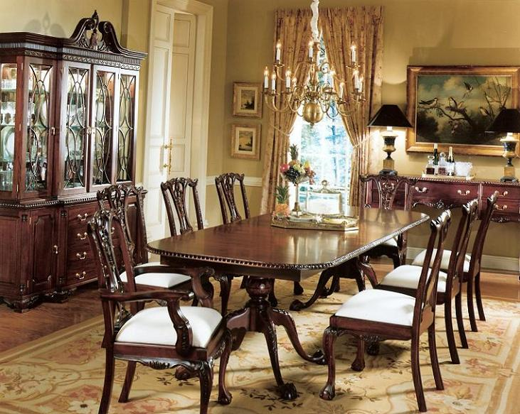Everything you need to know about chippendale furniture - Decoraciones de comedores ...