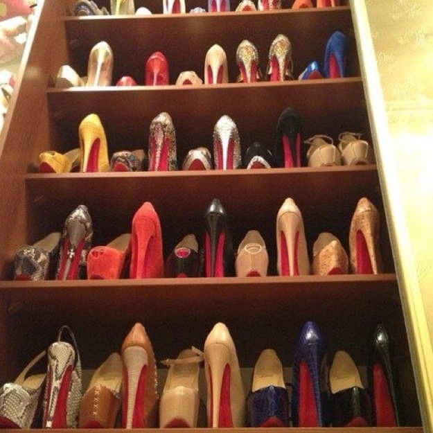 Clever Ways To Store Your Shoes :: Best Home Design Ideas