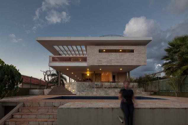 JPGN House by Macedo, Gomes & Sobreira, Brasilia