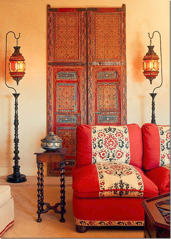 Top travel inspired decor ideas for Arabic interiors decoration