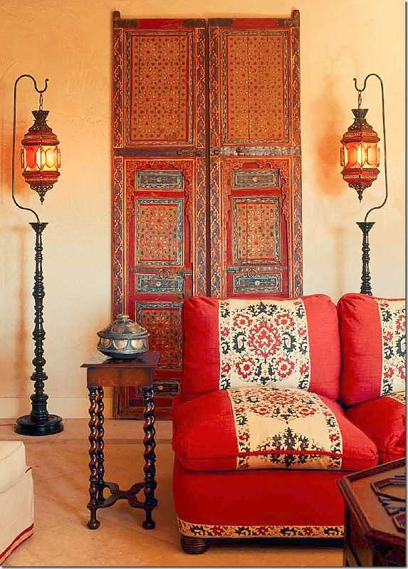 Moroccan Decor Inspirational | On Home Decoration