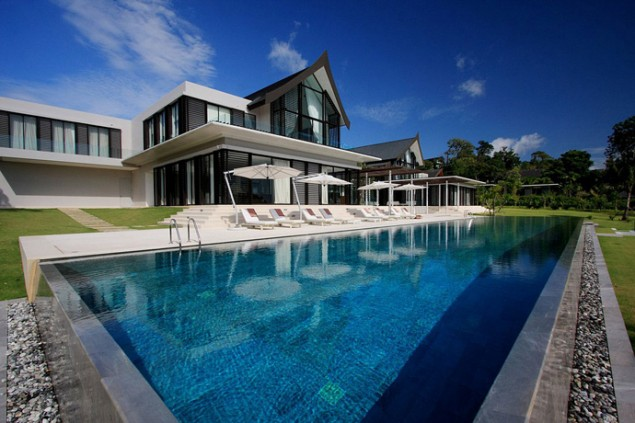 Villa Verai Stunning Beachfront Property in Phuket