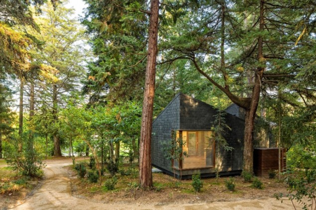 Peaceful Eco Resort for Guests Visiting Pedras Salgadas Spa & Nature Park, Portugal