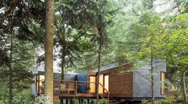Peaceful Eco-Resort for Guests Visiting Pedras Salgadas Spa & Nature Park, Portugal