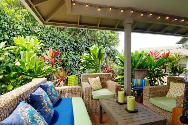Top living room trends for summer 2013