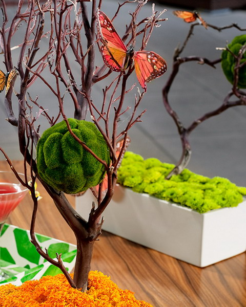17 Colorful And Creative DIY Spring Centerpieces
