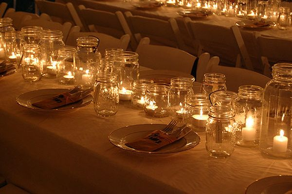Bbq Table Settings And Decoration Ideas