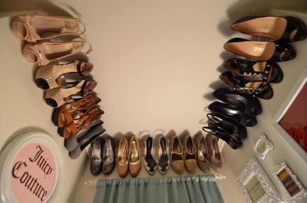 shoe holder architectureartdesigns