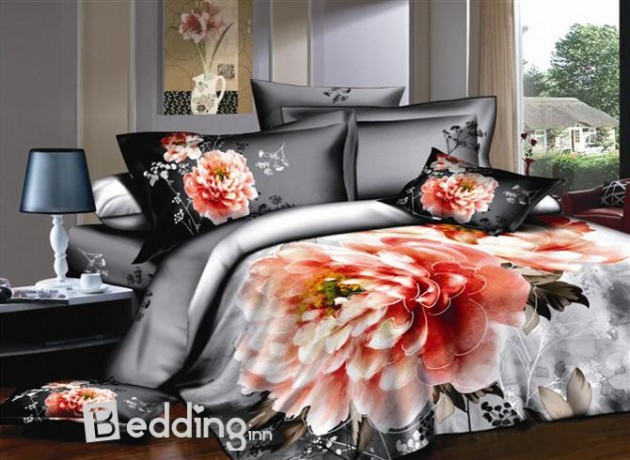 15 Unique 3D Bedding Set Designs